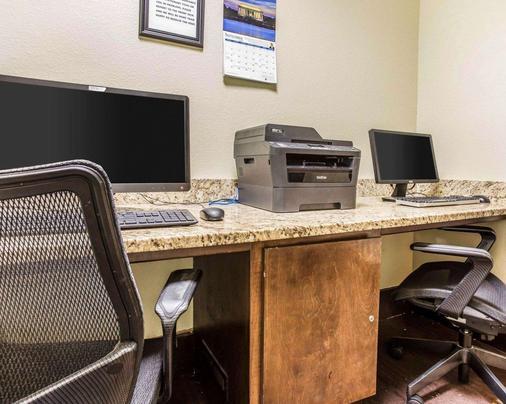 Comfort Inn and Suites Smyrna - Smyrna - Business center