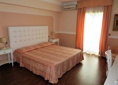 Bouganville Palace Hotel - Belvedere Marittimo - Sypialnia