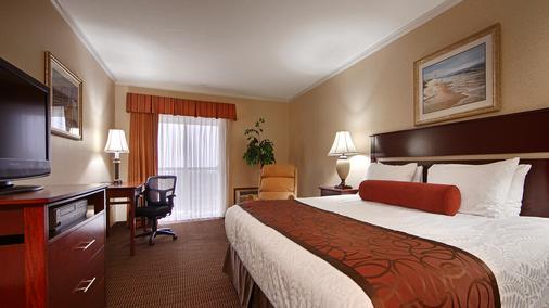 Best Western PLUS Landmark Inn - Lincoln City - Phòng ngủ