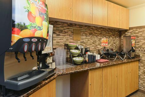 Best Western PLUS Landmark Inn - Lincoln City - Buffet