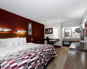Red Roof Inn Aberdeen - Aberdeen - Bedroom