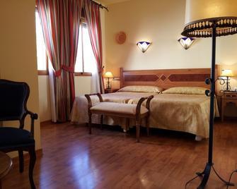 Hotel Castillo Lanjaron - Lanjarón - Schlafzimmer