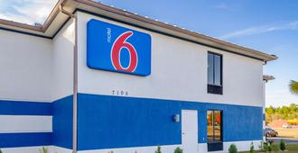 Motel 6 Moss Point - Ms - Moss Point - Building