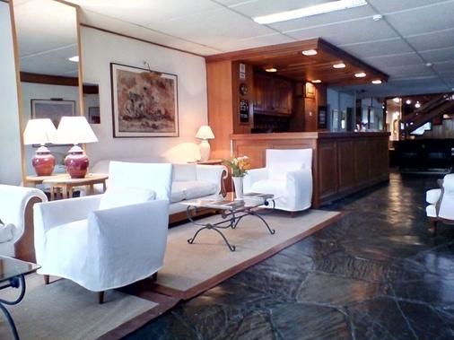 Oasis Parque Hotel - Punta del Este - Front desk