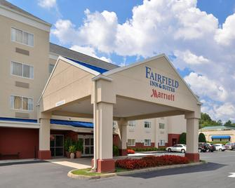 Fairfield Inn and Suites by Marriott Hickory - Хикори - Здание
