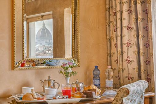 Grand Hotel Adriatico - Florence - Bedroom