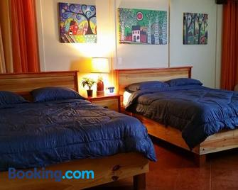 Family Guest House - Quebradillas - Slaapkamer