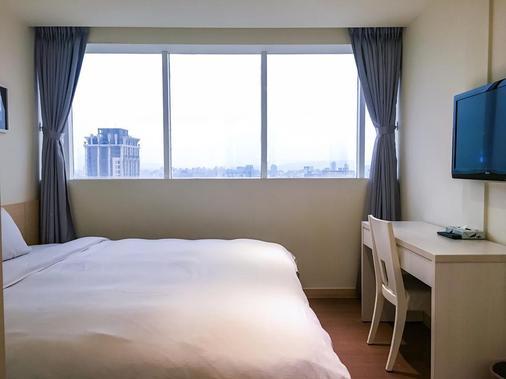 Taipei Wemeet Hotel - Taipei (Đài Bắc) - Phòng ngủ
