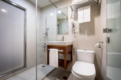Taipei Wemeet Hotel - Taipei (Đài Bắc) - Phòng tắm