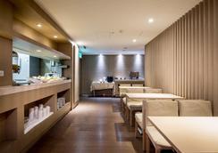 We Meet Taipei Hotel - Taipéi - Restaurante