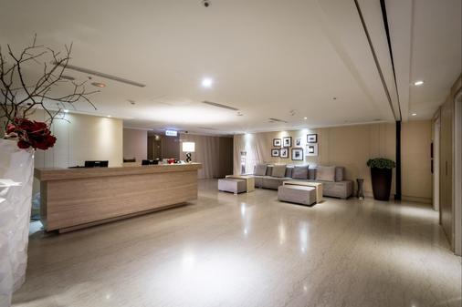 Taipei Wemeet Hotel - Taipei (Đài Bắc) - Lễ tân