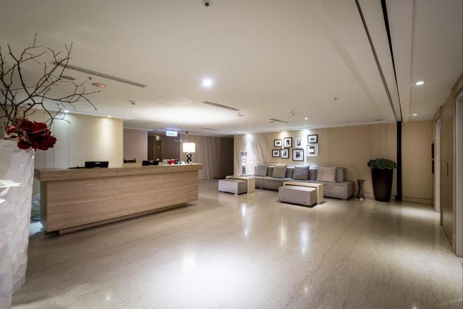We Meet Taipei Hotel - Taipéi - Recepción