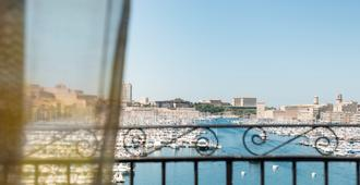 Grand Hôtel Beauvau Marseille Vieux-Port - MGallery - Marsella - Balcón