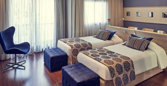 Mercure Sao Paulo Pamplona Hotel - Sao Paulo - Bedroom