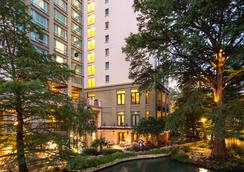 Hotel Contessa - Luxury Suites on the Riverwalk - San Antonio - Building