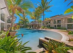 Sea Temple 132 - Luxury Studio - Port Douglas - Pileta