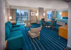 Ala Moana Hotel By Lsi Resorts - Honolulu - Living room