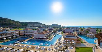 La Marquise Luxury Resort Complex - Kallithea - Gym