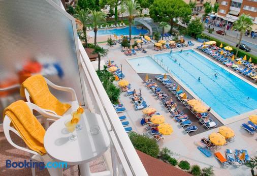 Hotel GHT Oasis Park & Spa - Lloret de Mar - Μπαλκόνι