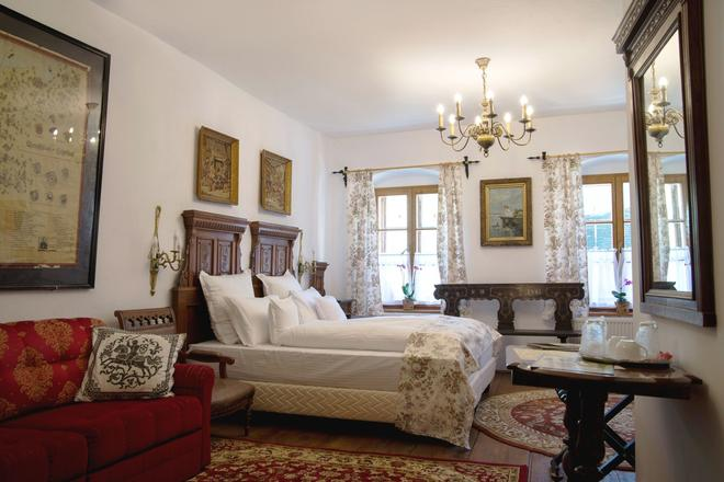 Taschler Haus Boutique - Sighisoara - Bedroom