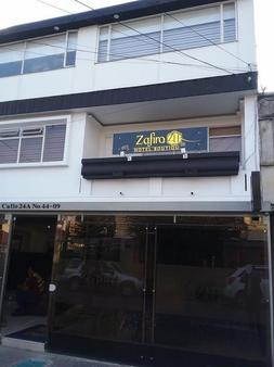 Hotel Zafiro Boutique - Bogotá - Toà nhà
