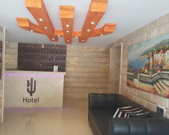 Nj Hotel - Dbayeh - Front desk