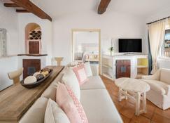 Cervo Hotel, Costa Smeralda Resort - Porto Cervo - Living room