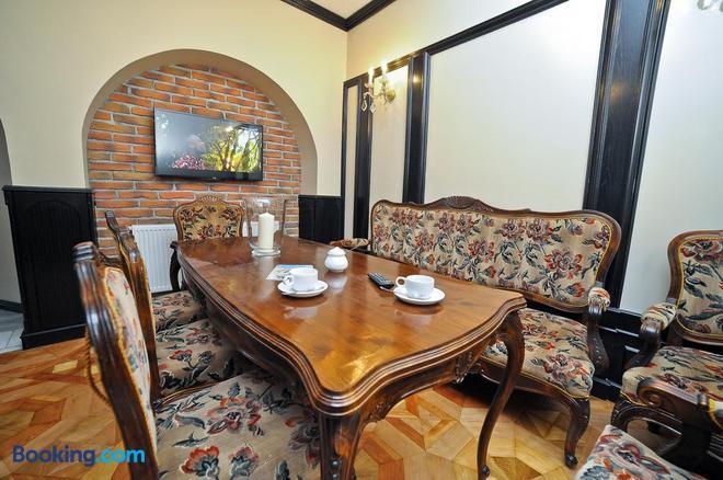 World Hostel - Gdansk - Dining room
