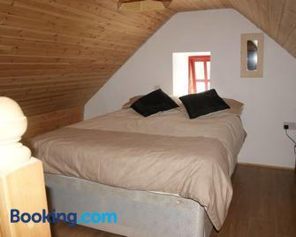 Aran Thatch Cottage - Inishmore - Schlafzimmer