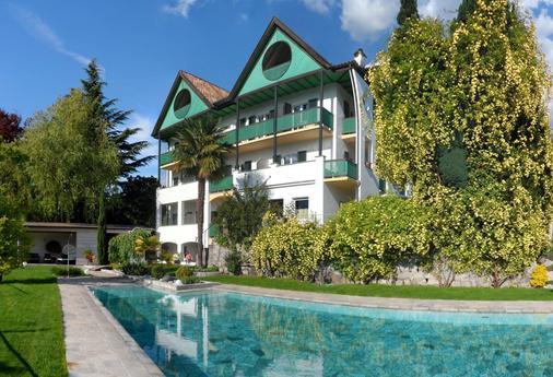 Hotel Pension Verdorfer - Merano - Toà nhà