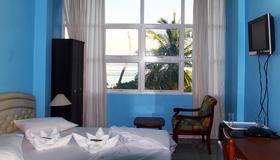 Visit Beach Inn - Malé - Schlafzimmer