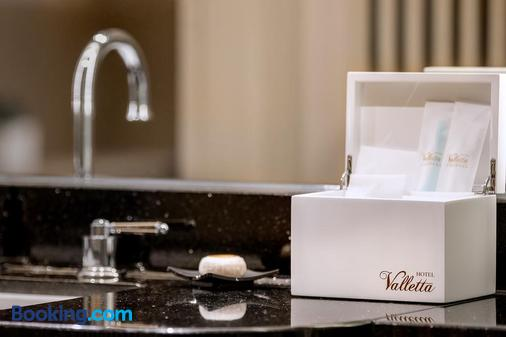 Hotel Valletta - Jiaoxi - Phòng tắm