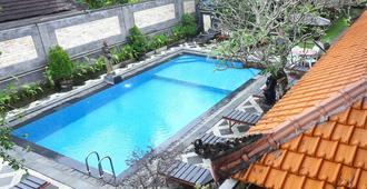 薩格塔日斯旅館 - 烏布 - 游泳池