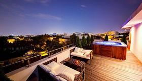 Sarroglia Hotel - Bucareste - Varanda