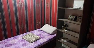 鏈門旅館 - 耶路撒冷 - 臥室