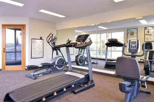Sleep Inn - Beaufort - Gym