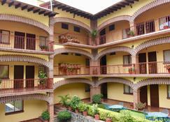 林孔魔幻旅館 - 泰波茲蘭 - Tepoztlán - 建築