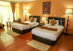 Empire Addis International Hotel - Addis Ababa - Bedroom