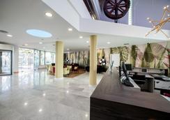 Hotel Azarbe - Murcia - Lobby