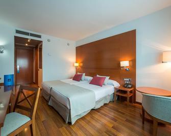 Hotel Azarbe - Murcia - Bedroom