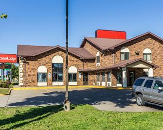 Econo Lodge North - Sioux Fals - Building