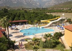Seker Resort Hotel - Kemer - Pool
