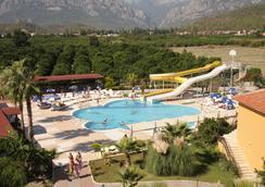 Seker Resort Hotel - Kemer - Bể bơi