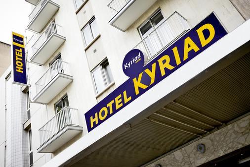 Kyriad - Tours Centre - Tours - Building
