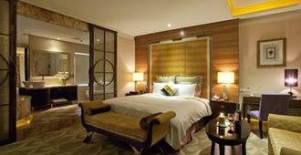 Alper Motel - טאיפיי - חדר שינה