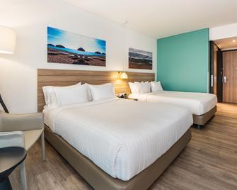 Holiday Inn Express Barranquilla Buenavista, An IHG Hotel - Barranquilla - Bedroom