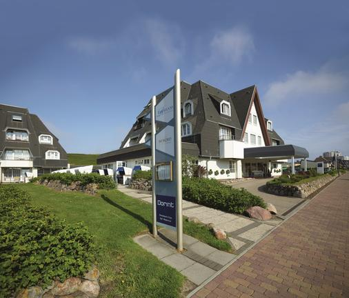 Dorint Strandresort & Spa Sylt/Westerland - Sylt - Toà nhà