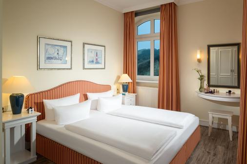 Dorint Strandresort & Spa Sylt/Westerland - Sylt - Phòng ngủ