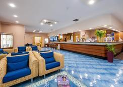 貝斯特韋斯特地中海酒店 - 卡塔尼亞 - 卡塔尼亞 - 大廳