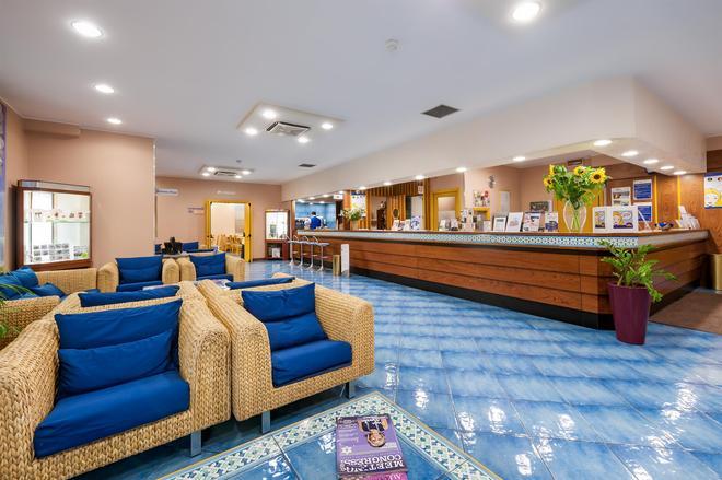 Best Western Hotel Mediterraneo - Catania - Lobby